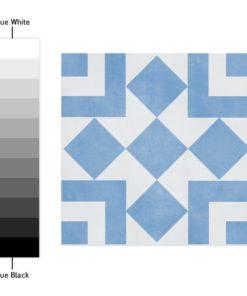 Cádiz Floor Tiles - Color Spectrum