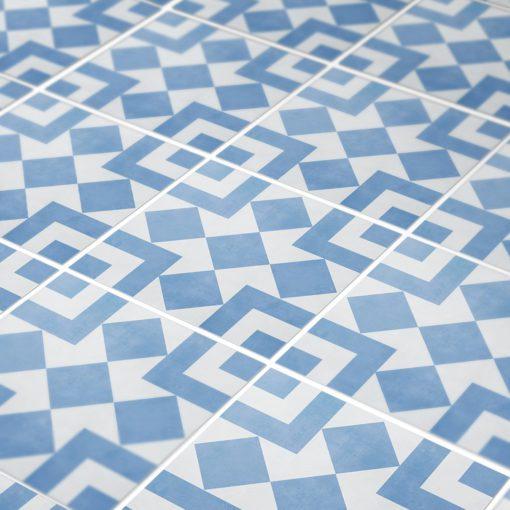 Cádiz Floor Tiles - Detail