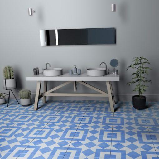 Cádiz Floor Tiles - Floor
