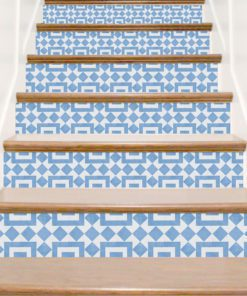 Cádiz Floor Tiles - Stairs 1