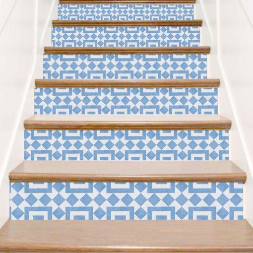 Cádiz Floor Tiles - Stairs 1