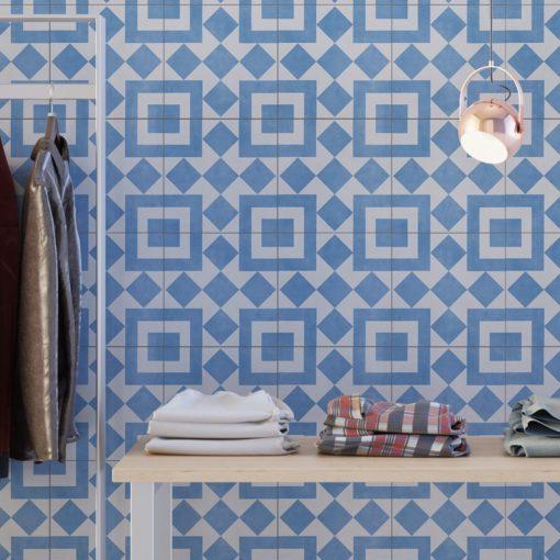 Cádiz Floor Tiles - Wall