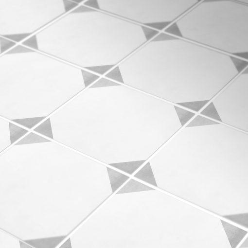 Copenhagen Floor Tiles - Detail