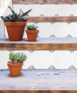 Copenhagen Floor Tiles - Stairs