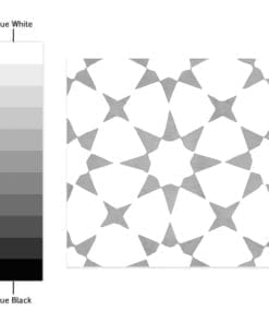 Fez Tile Stickers - Color Spectrum