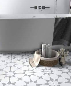 Fez Tile Stickers - Floor