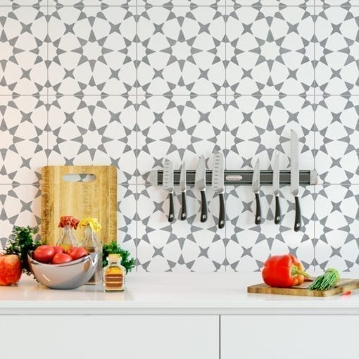 Fez Tile Stickers - Wall