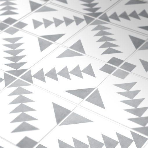 Granada Tile Decals - Detail