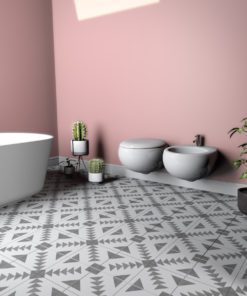 Granada Tile Decals - Floor