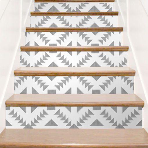 Granada Tile Decals - Stairs