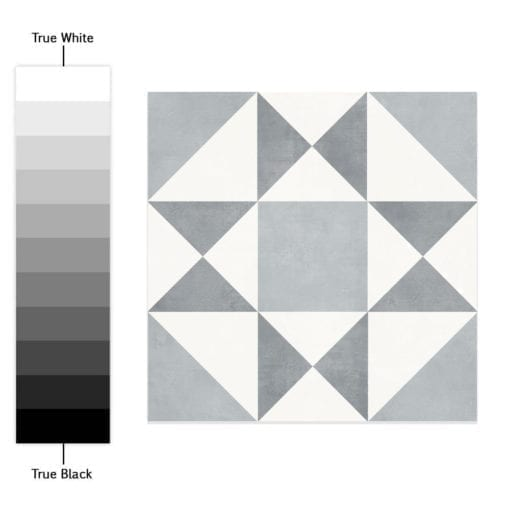 Ohio Floor Tiles - Color Spectrum