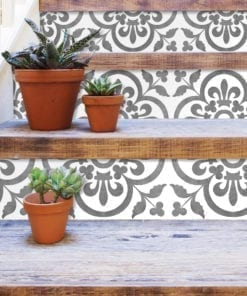 Sagres Tile Stickers - Stairs