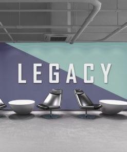 Legacy 3D Office Wall Decor