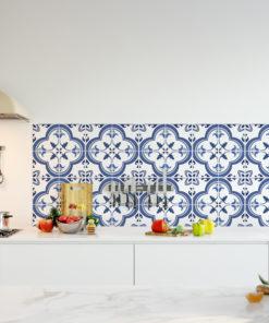 Küche Backsplash Dekor - Portugiesische Fliesen ...